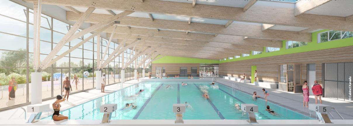 Article projet de piscine couverte - Aire de porte les valence ...